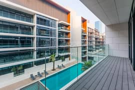 Fully Furnished 1 BR | Amazing View | Call Now