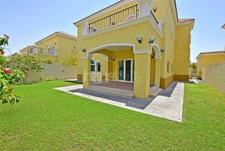 فیلا 3 غرف نوم للايجار في جميرا بارك، دبي - Away from cables | Available July | Call to view