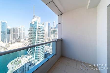 فلیٹ 2 غرفة نوم للبيع في دبي مارينا، دبي - Marina Views | Two Bedrooms | Tenanted