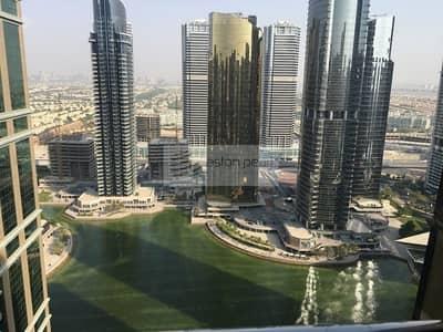 فلیٹ 2 غرفة نوم للايجار في أبراج بحيرات الجميرا، دبي - Fully Furnished | 2 Bedroom |Next to Metro Station