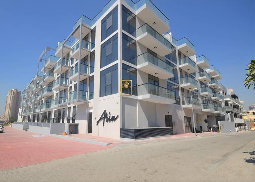 2 One Bedroom Apartment For Sale in Aria Jumeirah Village Circle