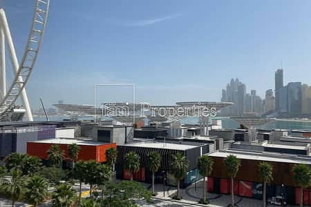 2 Bedroom Apartment for Rent in Bluewaters Island, Dubai - Brand New|2 BR w/ JBR and Ain Views|Available
