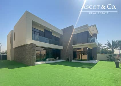 6 Bedroom Villa for Sale in DAMAC Hills (Akoya by DAMAC), Dubai - Paramount Finish Golf Course View 6 Beds