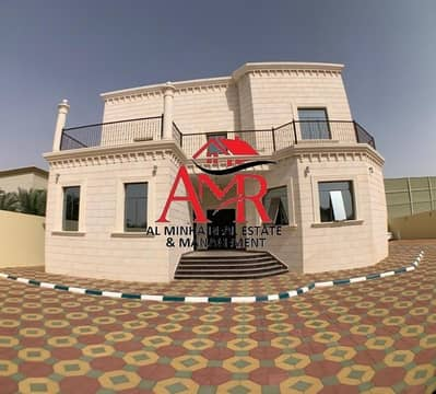 5 Bedroom Villa for Sale in Al Towayya, Al Ain - Brand New Villa With Private Huge Yard