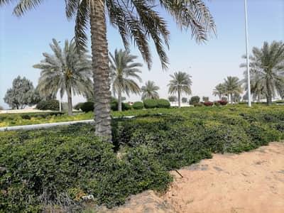 ارض سكنية  للبيع في الزوراء، عجمان - تملك أرض لبناء فيلا في منطقة الزوراء أقساط على سنتين