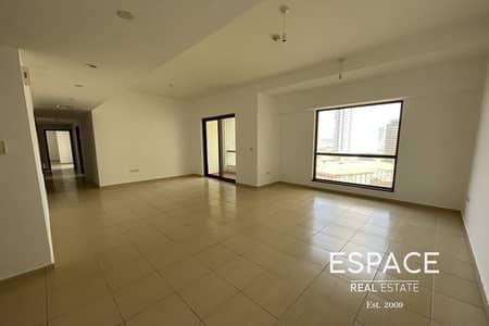 شقة 2 غرفة نوم للايجار في جميرا بيتش ريزيدنس، دبي - Excellent Sea View | 2 Bedroom | Well Prensented