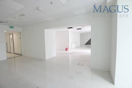 مکتب  للايجار في الخليج التجاري، دبي - Fitted office near BB Metro Station | IRIS BAY