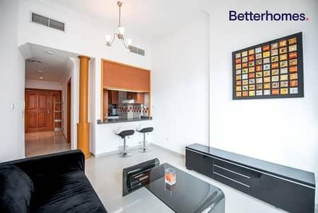1 Bedroom Apartment for Sale in Dubai Marina, Dubai - Marina View   Unfurnished   Vacant   Mid Floor