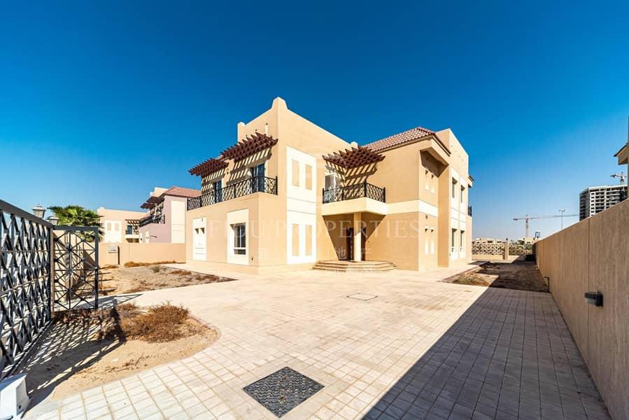 Motivated Seller   Large Plot   Type A Villas