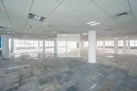 Floor for Rent in Sheikh Zayed Road, Dubai - Full Floor | Fitted | Pay in 12 Cheques