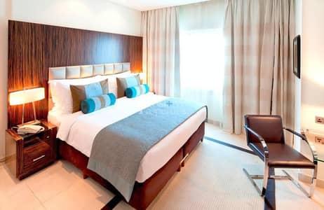 شقة فندقية 1 غرفة نوم للبيع في أبراج بحيرات الجميرا، دبي - Well Maintained & Bright unit | higher floor
