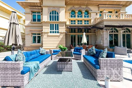 5 Bedroom Villa for Rent in Jumeirah Islands, Dubai - Fully Furnished | Luxury | Short Term Options