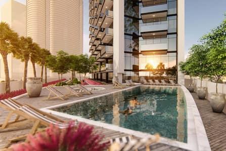 شقة 2 غرفة نوم للبيع في الخليج التجاري، دبي - with 7 years interest-free installments