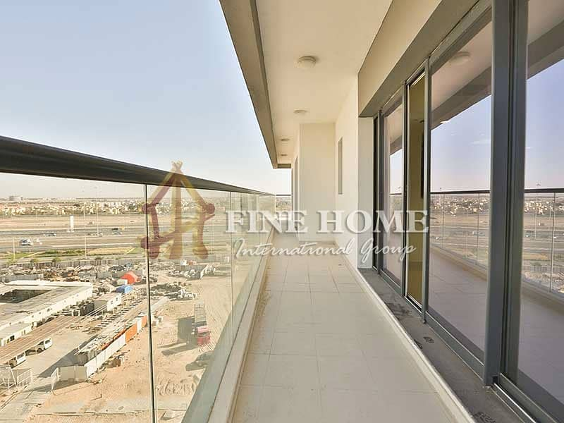 2 Canal View 2MBR w/ Balcony + Maids Rm | 360 Tour