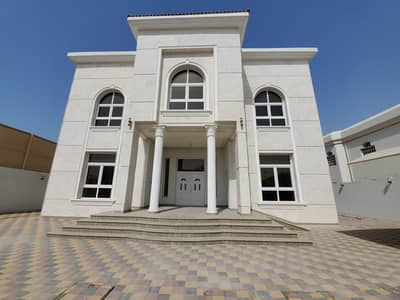 For Sale in Sharjah / Al Quoz (Wasit Suburb) New villa first inhabitant