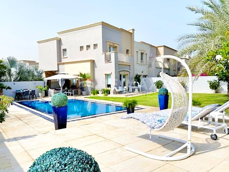 Exclusive With Me - Fully Upgraded 2E 3 Bed Villa - Springs