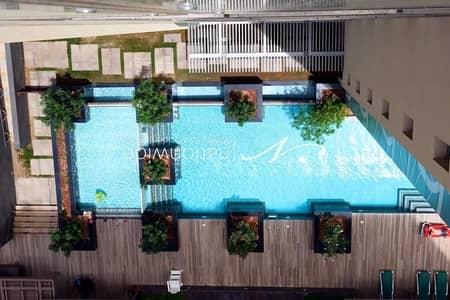 شقة 1 غرفة نوم للايجار في شاطئ الراحة، أبوظبي - Rest And Relax In This Elegant Apartment