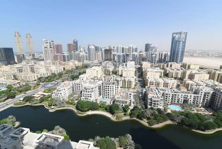 2 Bedroom Apartment for Rent in The Views, Dubai - 2 Bedroom Apartment | Lake View | The Views By Emaar