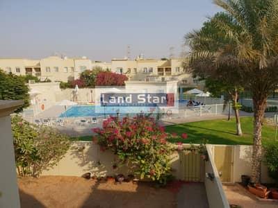فیلا 2 غرفة نوم للايجار في الينابيع، دبي - SPRINGS 15|TYPE 4E| POOL&PARK|2BR +STUDY|100K