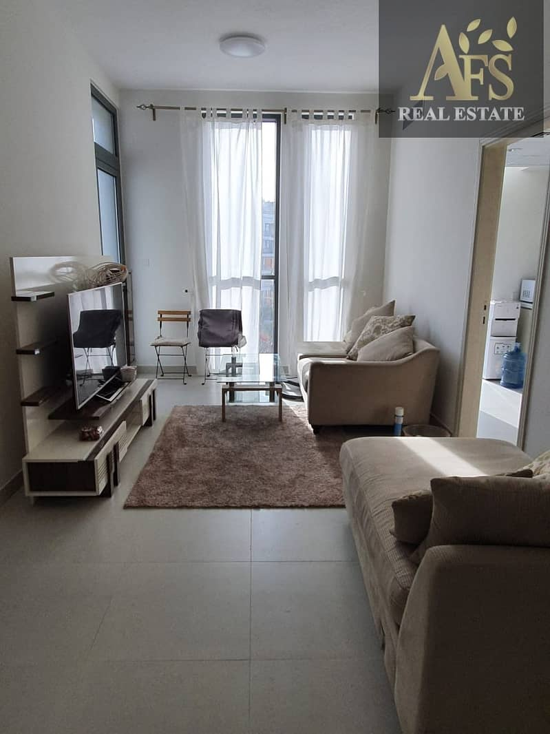 1 BR  Brand New Apartment  Fully Furnished  Pool View  Midtown