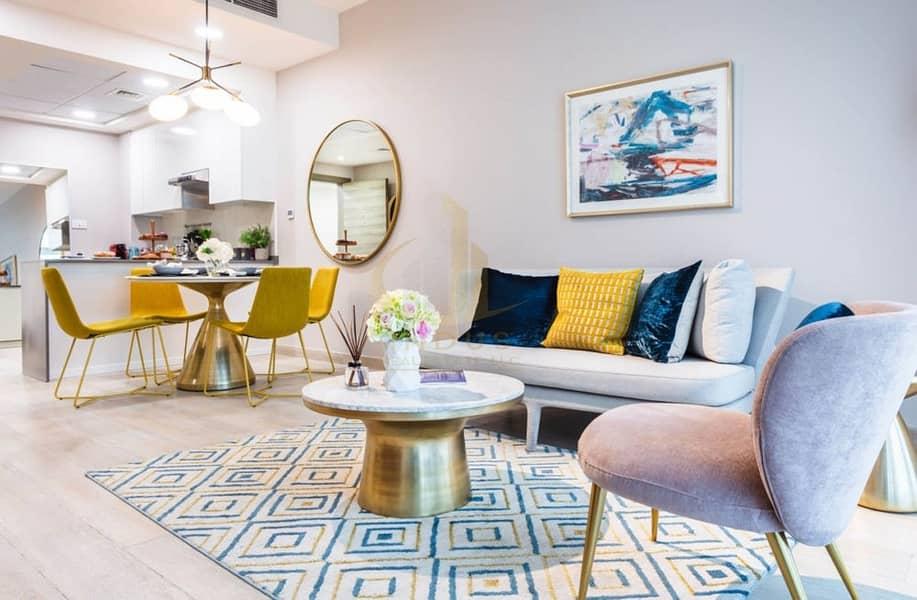 2 Resale | Brand New Studio in Bloom Towers | Prime Location