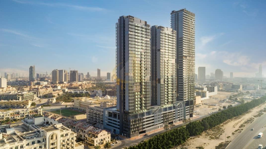 10 Resale | Brand New Studio in Bloom Towers | Prime Location