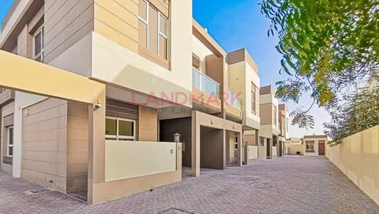 تاون هاوس 4 غرف نوم للايجار في مردف، دبي - Huge 4BR Townhouse   6 Bathroom   Double Living Room   G+1   4000 Sqft