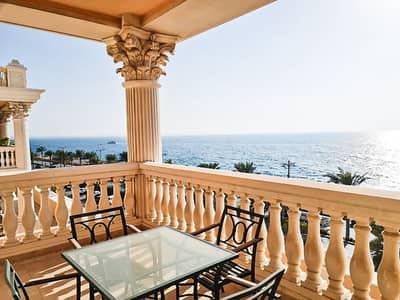 فلیٹ 2 غرفة نوم للبيع في نخلة جميرا، دبي - Spectacular Sea view| Furnished 2 BR | Best Layout