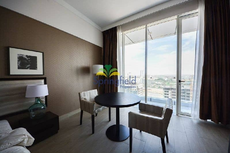2 Luxuriously Furnished | High Floor | Exclusive