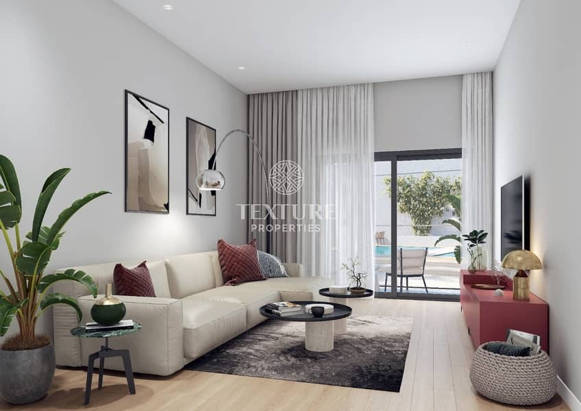 15 Ready to Move-In | High-End | 3 Bedrooms Apartment