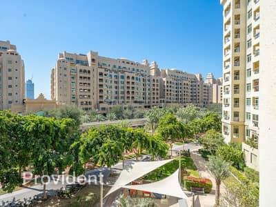 شقة 3 غرف نوم للبيع في نخلة جميرا، دبي - Park Facing | Vacant on Transfer | Investor's Deal