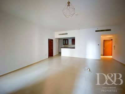 1 Bedroom Flat for Rent in Jumeirah Beach Residence (JBR), Dubai - Community View | Spacious | Central Location