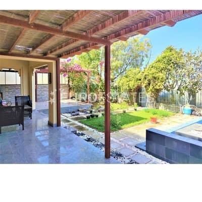 4 Bedroom Villa for Rent in Al Hamra Village, Ras Al Khaimah - Fully Upgraded Villa | Scenic Lagoon View
