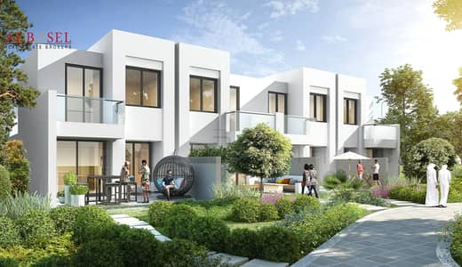 3 Bedroom Townhouse for Rent in Akoya Oxygen, Dubai - Brand New | 3 BR Townhouse | Available for Rent!