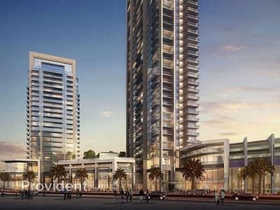 شقة 2 غرفة نوم للبيع في وسط مدينة دبي، دبي - DLD Waiver