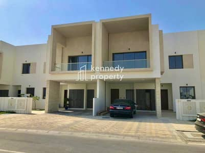 3 Bedroom Townhouse for Sale in Yas Island, Abu Dhabi - Brand New I Single Row I Ready to Move in