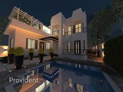 فیلا 5 غرف نوم للبيع في أم سقیم، دبي - Exclusive   Newly Renovated   Private Pool/Garden