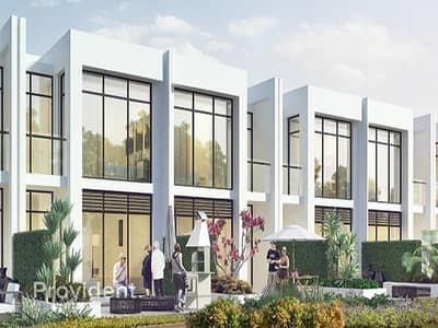 4 Bedroom Townhouse for Sale in Akoya Oxygen, Dubai - Access to the World Class Amenities Golf Community