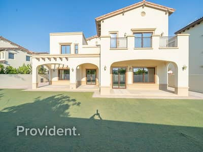 4 Bedroom Villa for Sale in Arabian Ranches 2, Dubai - Single Row | Vacant On Transfer | Extended