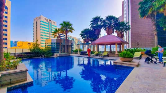 2 Bedroom Flat for Rent in Corniche Area, Abu Dhabi -  Corniche area