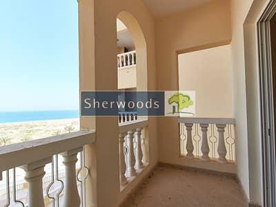 Studio for Rent in Al Hamra Village, Ras Al Khaimah - High Floor - Sea View - Lovely Pool and Free Gymnasium