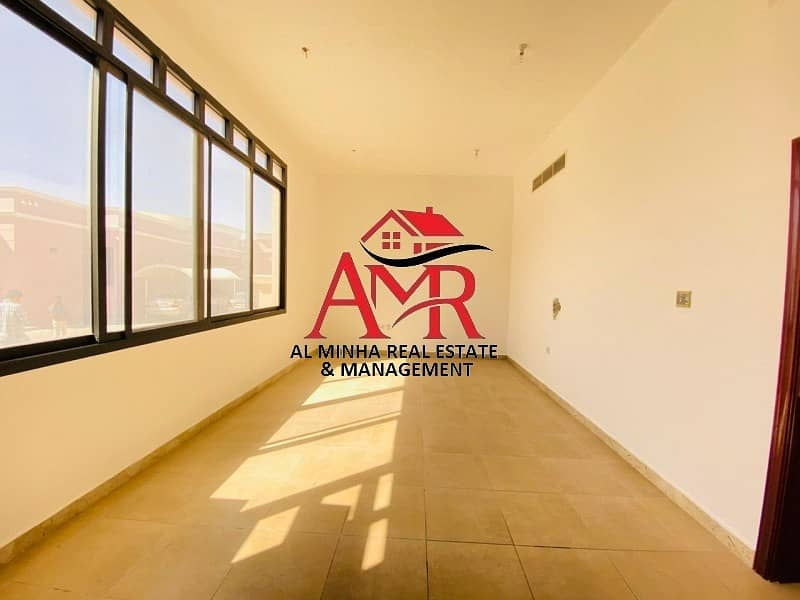 2 Ground Floor Villa With Central Duct AC & Wardrobes
