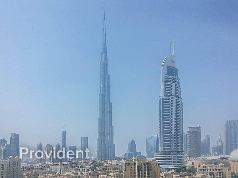 Burj Khalifa View | Best Price | Fitted Kitchen