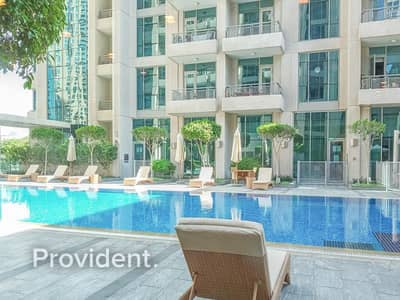 شقة 2 غرفة نوم للبيع في وسط مدينة دبي، دبي - Heart of Downtown | Spacious | Modern Duplex