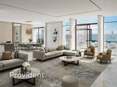 Beachfront Villa | G+2+Roof | Sea View | Exclusive