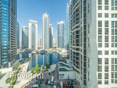 Office for Rent in Jumeirah Lake Towers (JLT), Dubai - Partitioned - Lake View - DMCC License