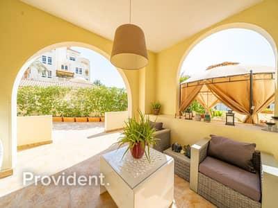 3 Bedroom Apartment for Sale in Dubai Festival City, Dubai - Top Class - Garden 3B/R+M Apt in Al Badia Res