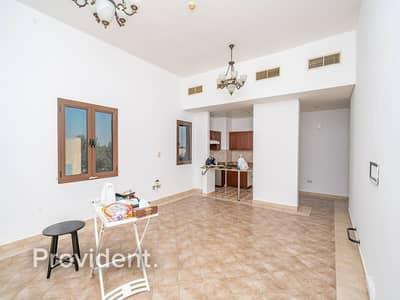 1 Bedroom Flat for Rent in Dubai Festival City, Dubai - Spacious Ground Floor 1B/R Condo Hillside