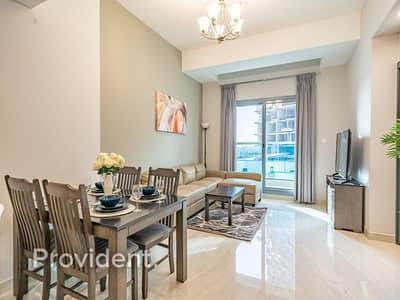 شقة 4 غرف نوم للايجار في الخليج التجاري، دبي - Furnished 4BR
