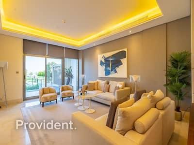 تاون هاوس 4 غرف نوم للبيع في نخلة جميرا، دبي - Rare Townhouse | No Commission | Private Pool